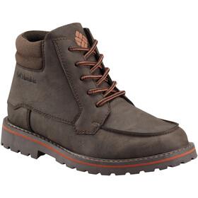 Columbia Lewis Ridge Chaussures Enfant, cordovan